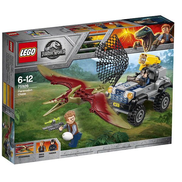 Image of Pteranodon-jagt - 75926 - LEGO Jurassic World (75926)