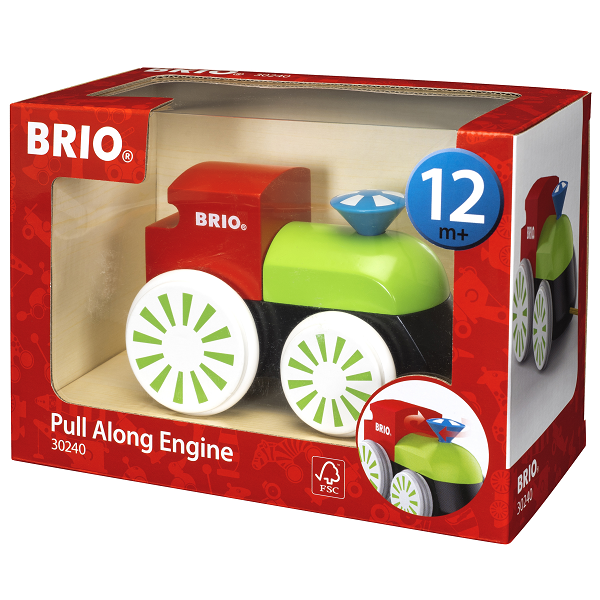 Pull along tog - 30240 - BRIO
