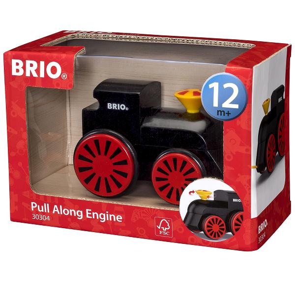 Image of Pull along tog, sort - 30304 - BRIO (30304)