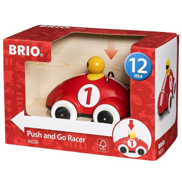 Push & Go Racerbil - BRIO