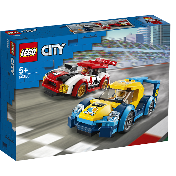 Image of   Racerbiler - 60256 - LEGO City