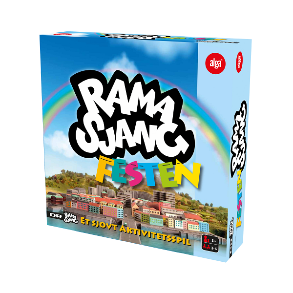 Image of Ramasjang Festen - Fun & Games (38012400)