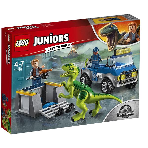 Image of Raptor-redningsbil - 10757 - LEGO Juniors (10757)
