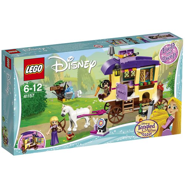 Image of Rapunzels husvogn - 41157 - LEGO Disney Princess (41157)