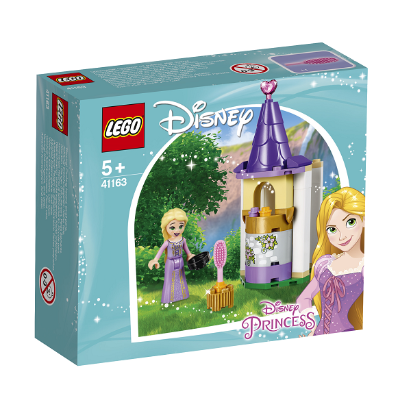 Image of Rapunzels lillebitte tårn - 41163 - LEGO Disney Princess (41163)