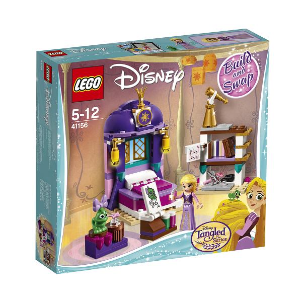 Image of Rapunzels soveværelse på slottet - 41156 - LEGO Disney Princess (41156)