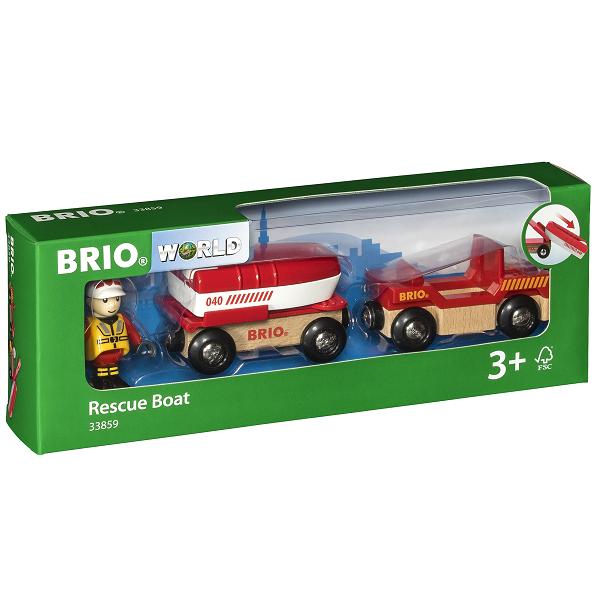 Redningsbåd - 33859 - BRIO