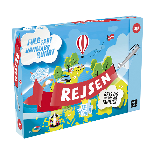 Image of   Rejsen - Fun & Games