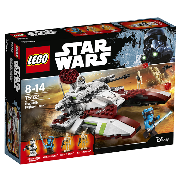 Image of Republic Fighter Tank - 75182 - LEGO Star Wars (75182)
