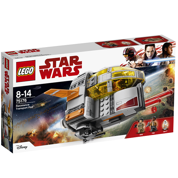 Resistance Transport Pod - 75176 - LEGO Star Wars