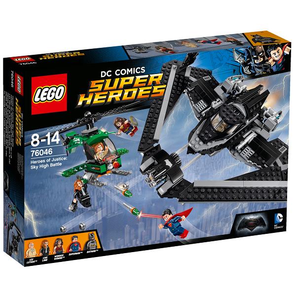 Image of Retfærdighedens helte: Luftkamp - 76046 - LEGO Super Heroes (76046)