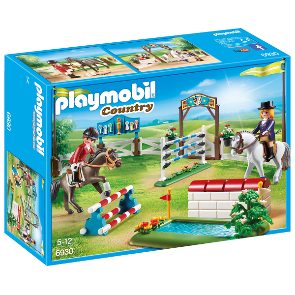 Image of Rideturnering - PL6930 - PLAYMOBIL Country (PL6930)