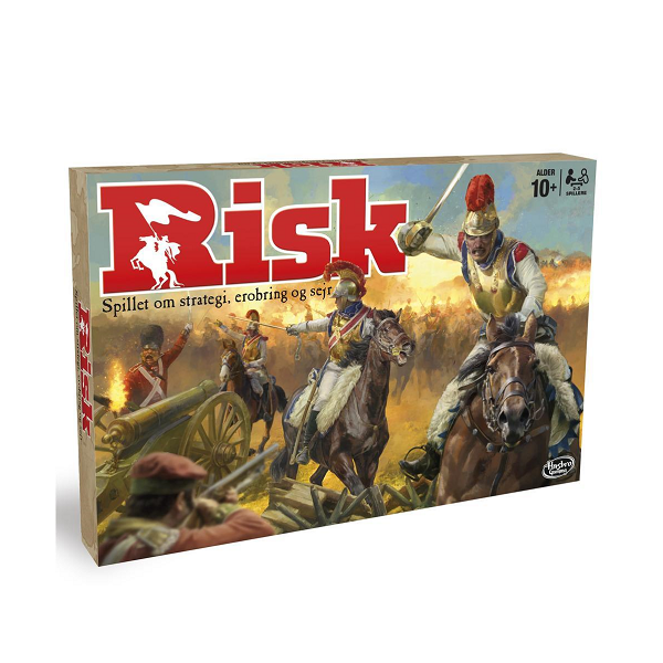 Image of   Risk - Fun & Games