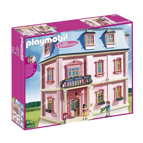 Image of Romantisk dukkehus - 5303 - PLAYMOBIL Dollhouse (PL5303)