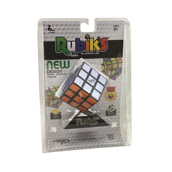 Image of   Rubiks Cube 3x3 - Fun & Games