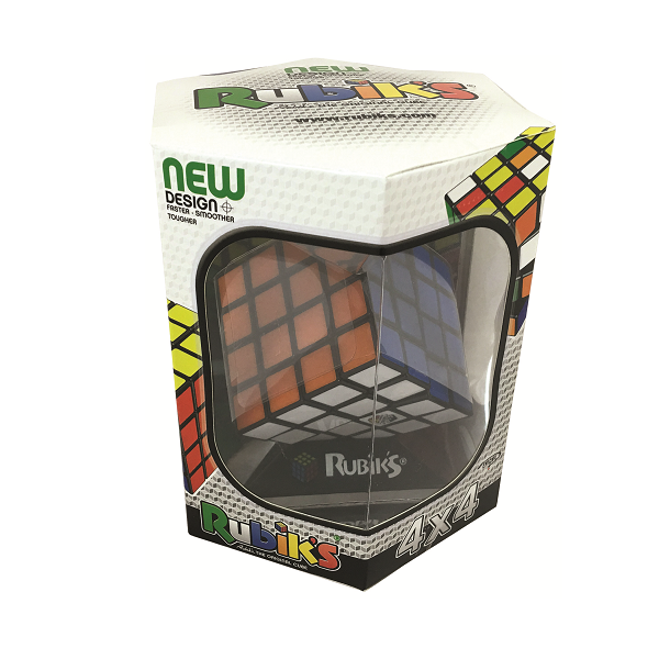 Image of   Rubiks Cube 4x4 - Fun & Games