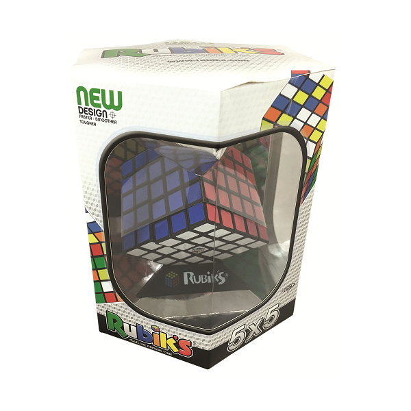 Rubiks Cube 5x5 - Fun & Games