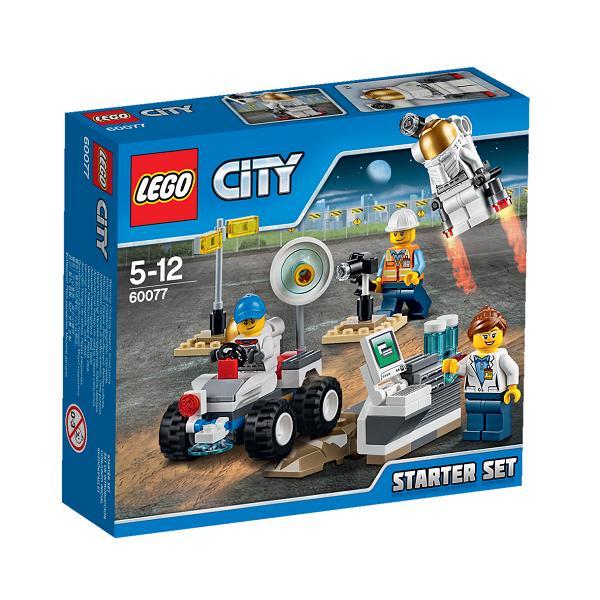 Alle LEGO City produkter