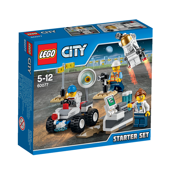 Image of Rum-startsæt - 60077 - LEGO City (60077)