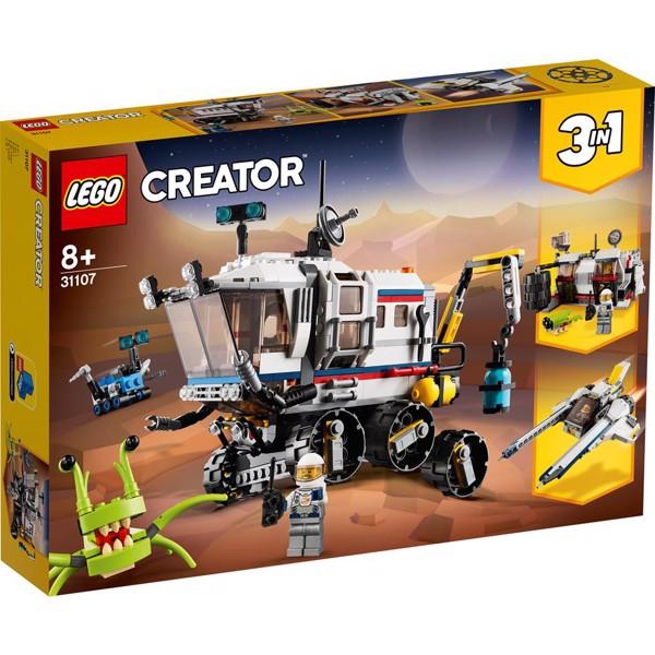 Image of Rumudforskningskøretøj - 31107 - LEGO Creator (31107)