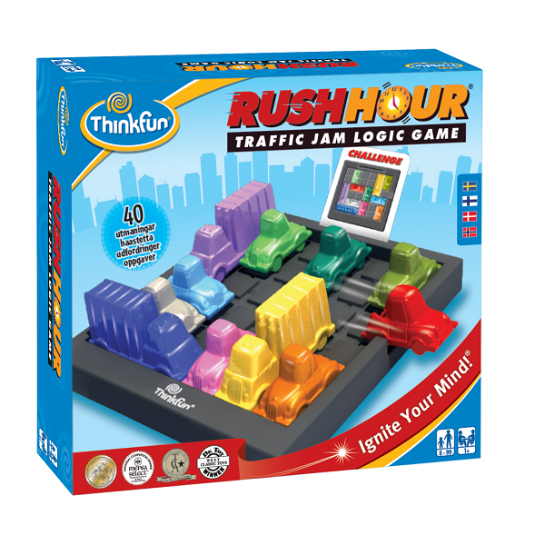 Image of Rush Hour - Think Fun (15005000)