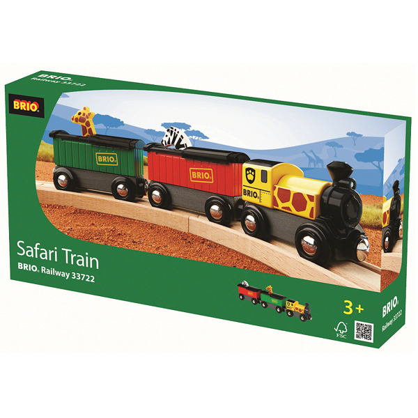 Image of Safari Tog - 33722 - BRIO Tog (33722)