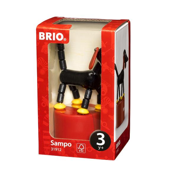 Sampo, vippehund - 31912 - BRIO