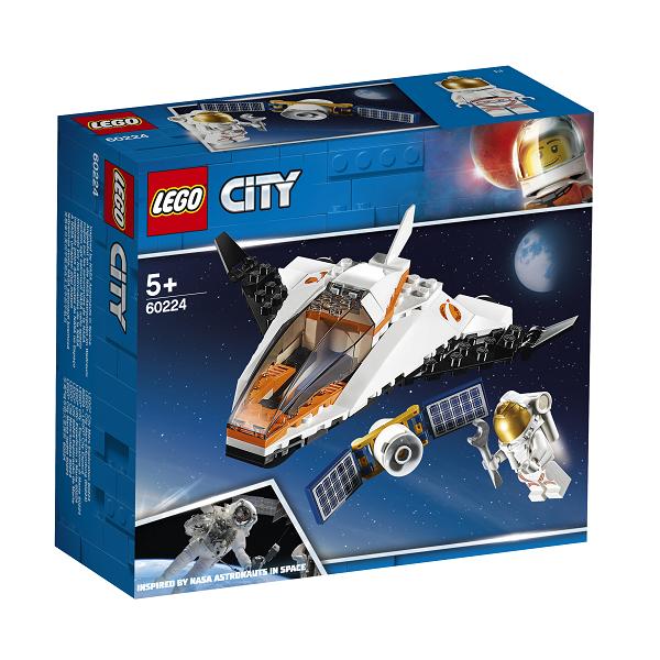 Image of Satellitservicemission - 60224 - LEGO City (60224)