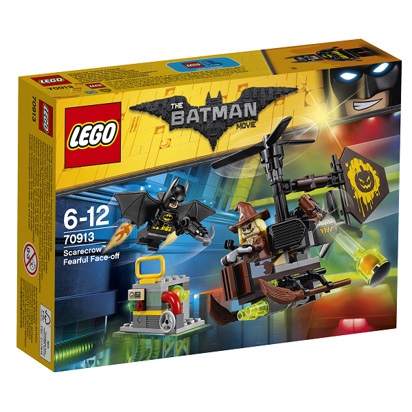 Scarecrow skræmmende opgør - 70913 - THE LEGO BATMAN MOVIE