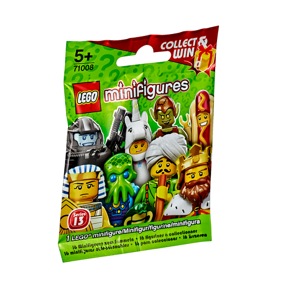 Image of Serie 13 - 71008 - LEGO Minifigures (71008)