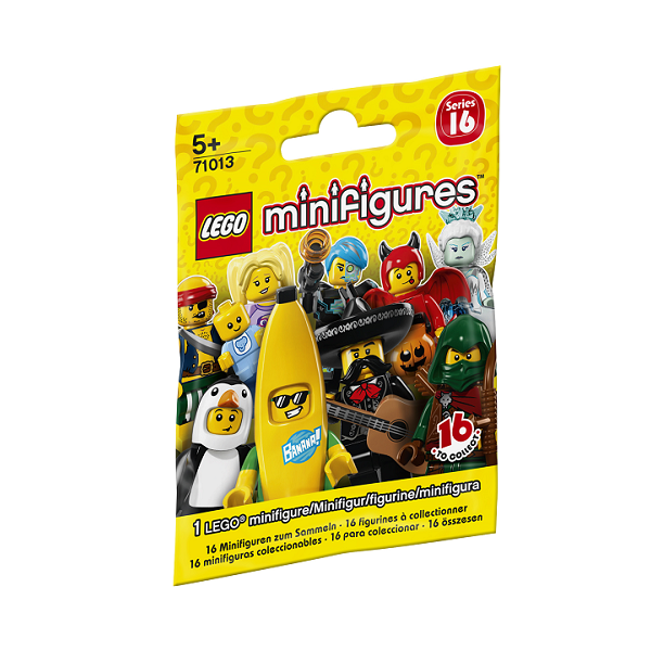 Image of serie 16 - 71013 - LEGO Minifigures (71013)