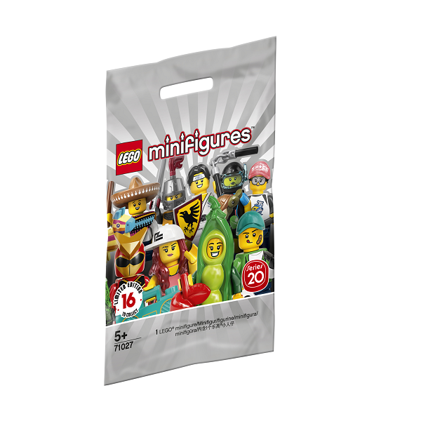 Image of Serie 20 - 71027 - LEGO Minifigures (71027)