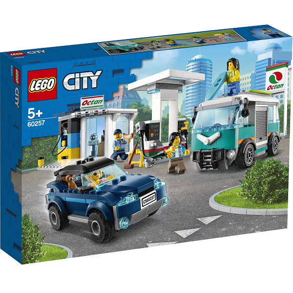 Image of   Servicestation - 60257 - LEGO City