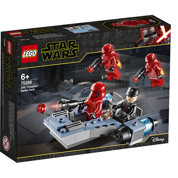 Image of   Sith-soldater Battle Pack - 75266 - LEGO Star Wars