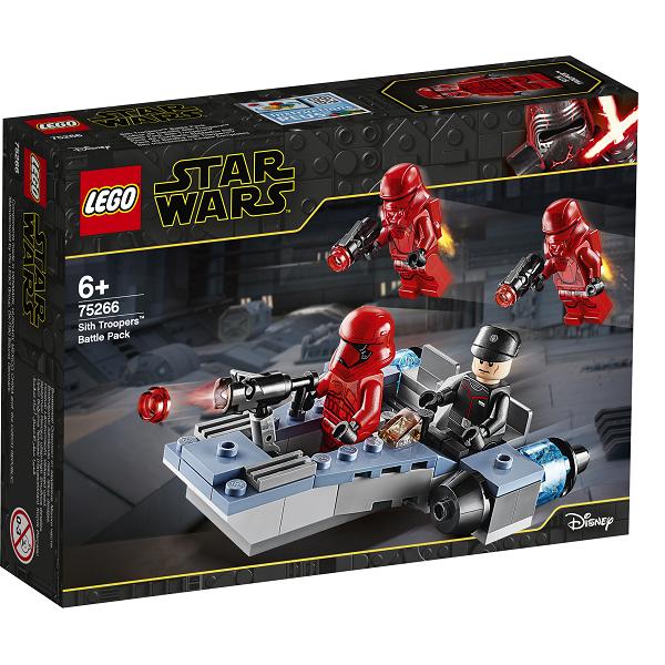 Image of   Sith-soldater Battle Pack - 75266 - LEGO Star Wars