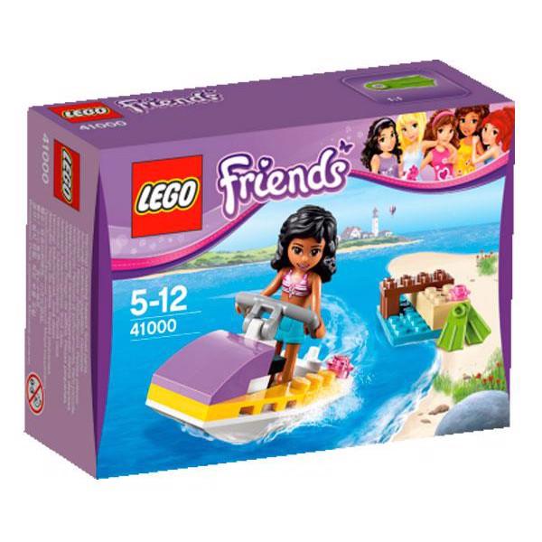 Image of   Sjov på vandet - 41000 - LEGO Friends