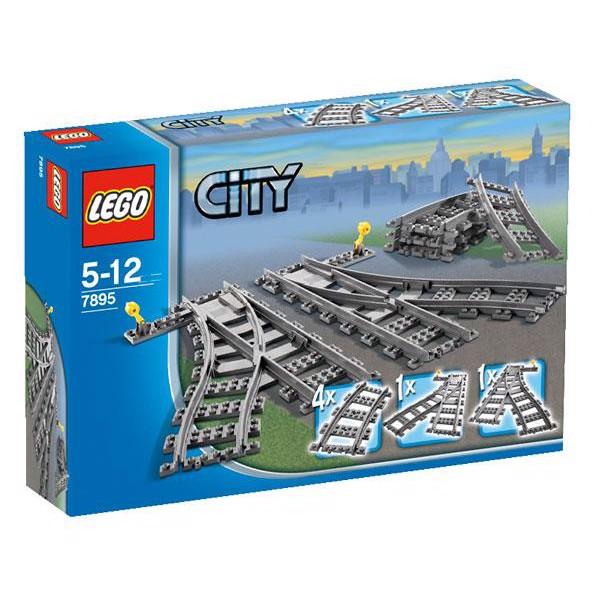 Skiftespor - 7895 - LEGO City
