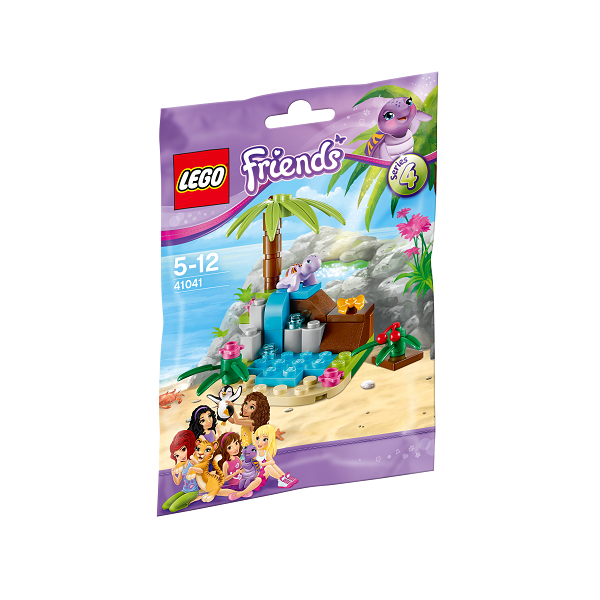 Image of   Skildpaddens lille paradis - 41041 - LEGO Friends