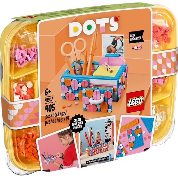 Image of Skrivebordssystem - 41907 - LEGO DOTS (41907)