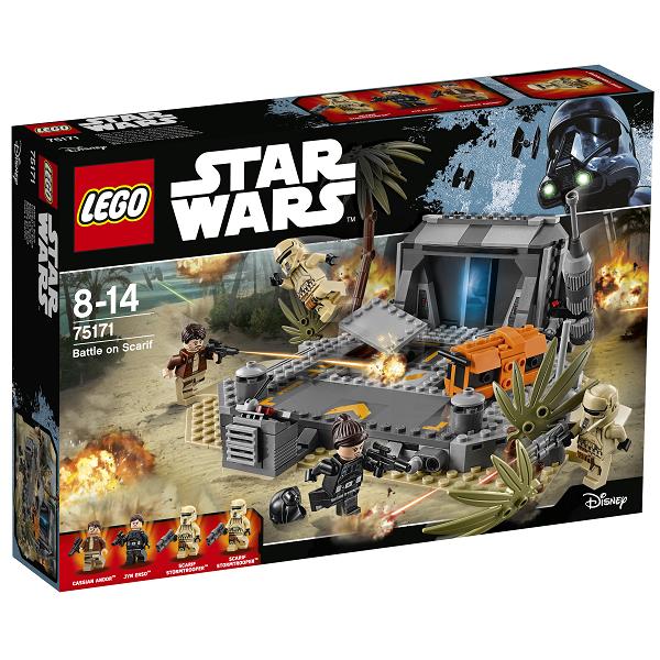 Image of Slaget på Scarif - 75171 - LEGO Star Wars (75171)