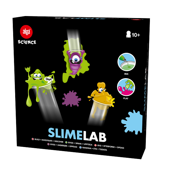 Image of   Slime Lab - Fun & Games