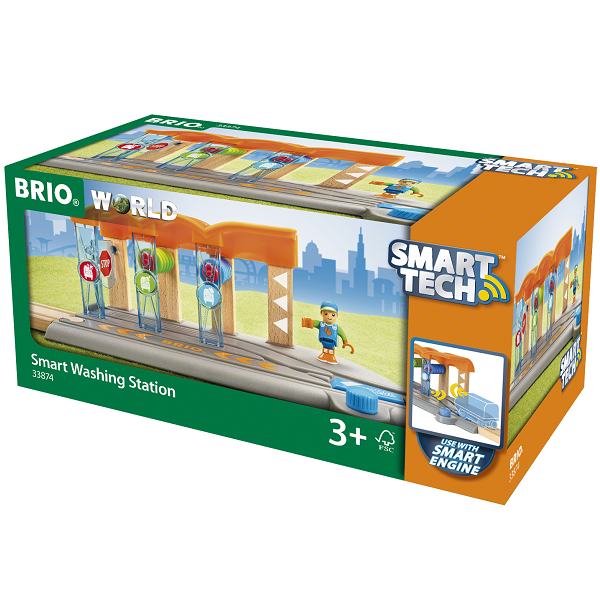 Image of Smart Tech Vaskehal - BRIO (33874)