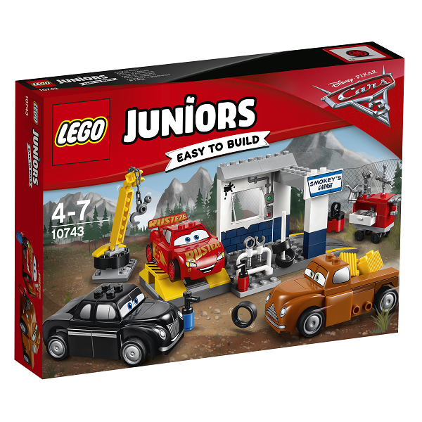 Image of Smokeys værksted - 10743 - LEGO Juniors (10743)