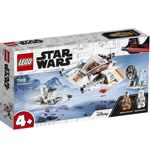 Image of   Snespeeder - 75268 - LEGO Star Wars