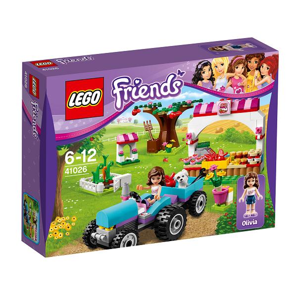 Image of   Sommerhøst - 41026 - LEGO Friends