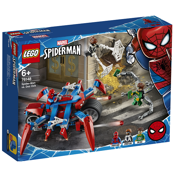 Image of Spider-Man mod Doc Ock - 76148 - LEGO Super Heroes (76148)