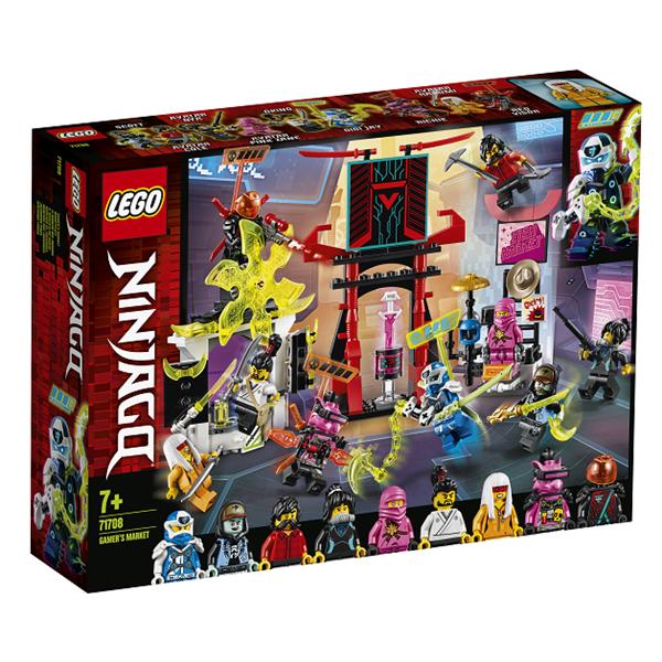 Image of   Spillermarked - 71708 - LEGO Ninjago