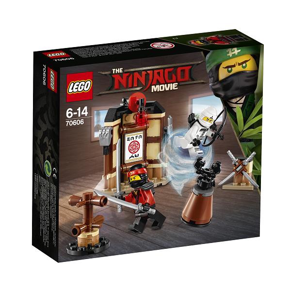 Spinjitzu-træning - 70606 - LEGO Ninjago