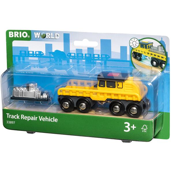 Sporreparationsvogn - BRIO
