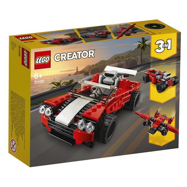 Image of Sportsvogn - 31100 - LEGO Creator (31100)